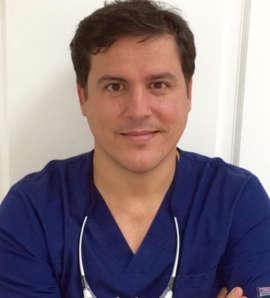 Dr. Silvio Rico Cruz